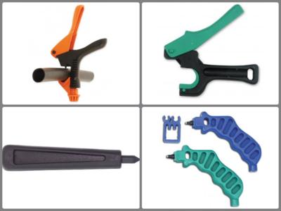 1.7 PVC & PE Cutters & Punchers